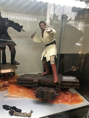 Hot Toys MMS478 1/6th Scale Star Wars Obi-Wan Kenobi Action Figure Deluxe