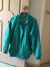Unisex/Ladies Green All Weather Jacket (Size 10) Conder Tuggeranong Preview