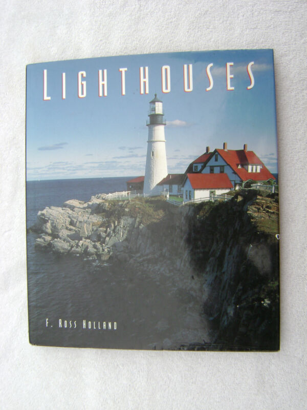 LIGHTHOUSES BOOK MARITIME NAUTICAL MARINE (#094)