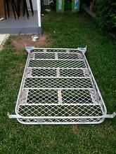 Aluminium Roof Rack - Heavy Duty with provision for a tinny Freshwater Cairns City Preview
