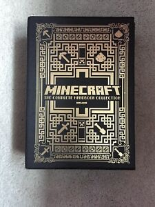 Mine craft the complete handbook collection