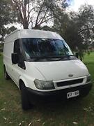 2008 Ford Transit Van/Minivan Adelaide CBD Adelaide City Preview