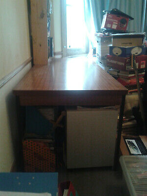 Table - Large - Home,Office, Studio, Work Table - Detachable Legs - Ready To Use