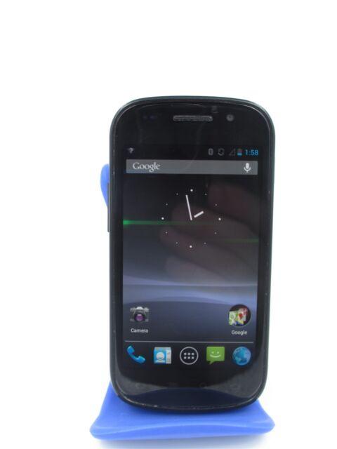 Samsung Nexus S I9020T 16GB Black Android (Unlocked)-Good Condition-GD6764