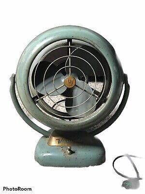 "Vintage ANTIQUE VORNADO FAN 12""  Model 16C2-1. Working Condition"