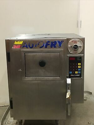 Autofry Self-contained Electric Fryer Model Mti-5 - Tested We Ship Globally