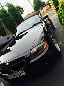 BMW Z4 2.5i manual convertible Dandenong North Greater Dandenong Preview