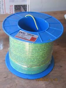 Brand new Green/Yellow Building Wire - 100 metres Howard Springs Litchfield Area Preview