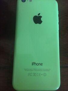 iPhone 5c broken