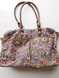 Bluebird Travel bag/tote