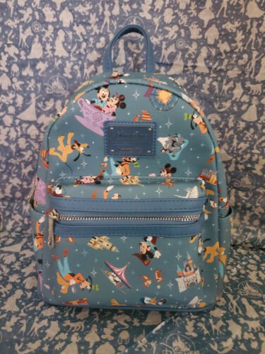 Disney Parks Loungefly Disneyland Mickey & Friends Backpack