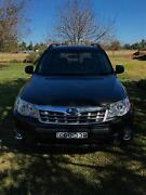 2012 Subaru Forester Wagon Narrabri Narrabri Area Preview