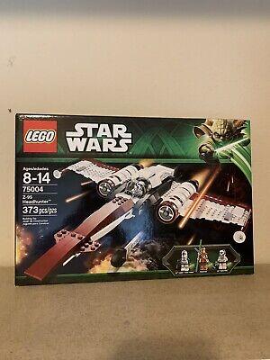 Lego Z-95 Headhunter UNOPENED 75004 DAMAGED BOX