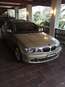 BMW 320 Ci 3 series Bayview Pittwater Area Preview