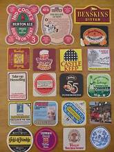 COLLECTABLE BEER COASTERS Alberton Port Adelaide Area Preview