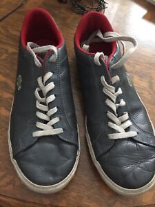 28c7b478d6fa52 Men s Lacoste Leather Shoes