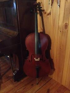 3/4 Gliga 1 Cello Rostrevor Campbelltown Area Preview