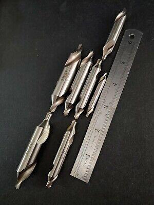 60/° Incl Angle Cobalt Combo Drill /& Countersink 3//1... Hertel #2 Plain Cut