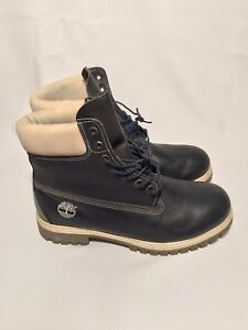 "TIMBERLAND BOOTS 6"" like new $100 OBO sz 9.5"