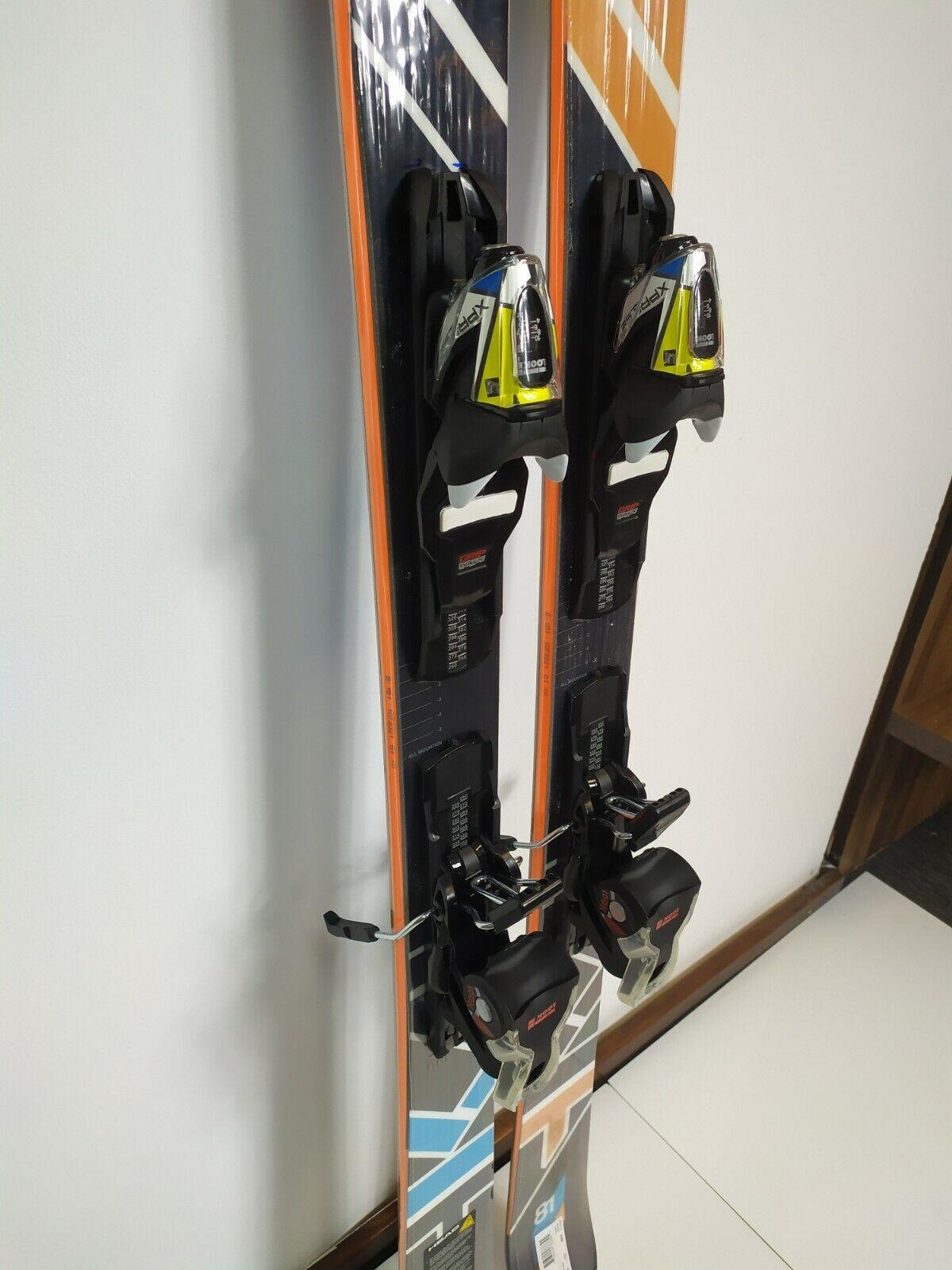 как выглядит NEW HEAD The Jr Caddy SW 161 cm Ski NEW Look Xpress 11 Bindings Park Freestyle фото