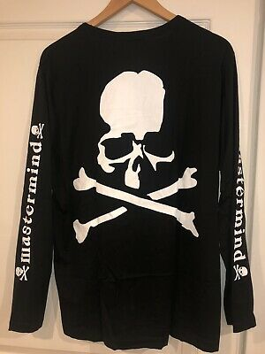 Mastermind Japan Long Sleeve Shirt size XXL US SELLER