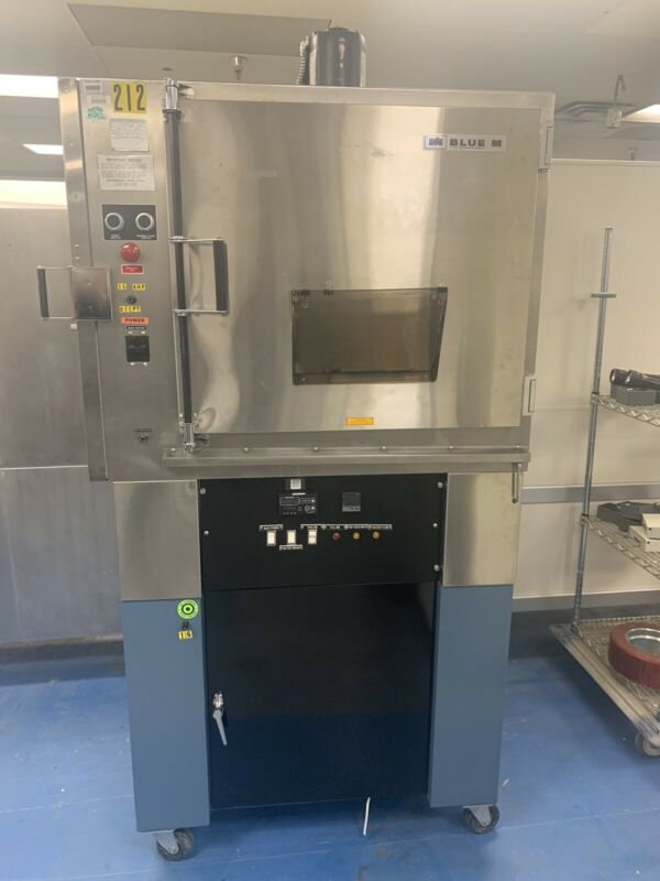 Blue M AC-7602HA-1X82 Lab Oven Environmental Test/Stress Chamber (#212)