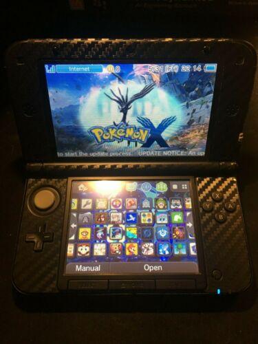 Nintendo 3DS XL Nintendo Handheld with 30+ 3DS Games (Pokemon, Zelda, Mario)