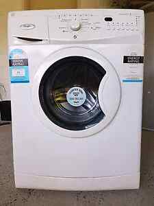 Washing machine-  7.5kg Whirlpool front loader Gordonvale Cairns City Preview