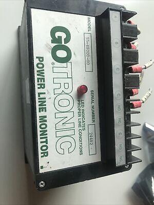 General Equipment 55-48000-00 Power Line Monitor