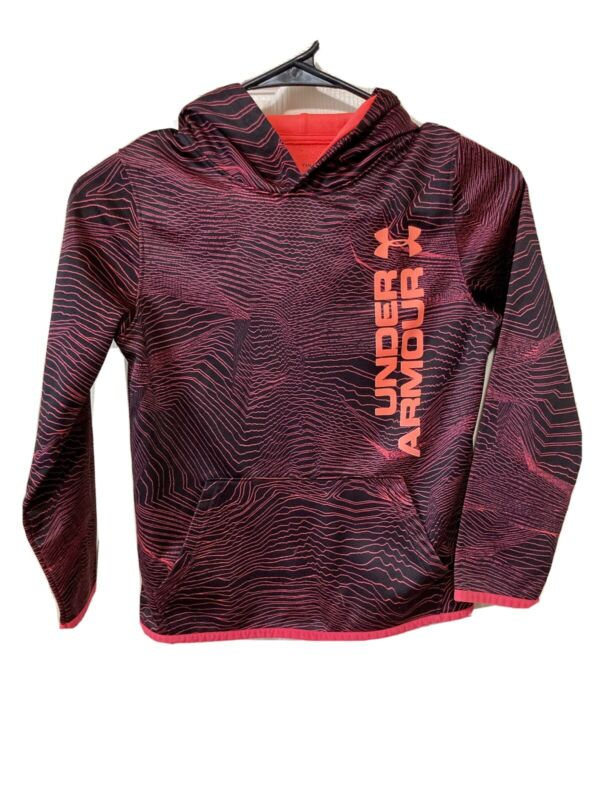 Youth Under Armour Boy's Hoodie Size Small