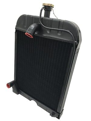 Ford 8n Tractor Radiator Fits 8n 9n 2n Models Oem 8n8005 2 Year Warranty