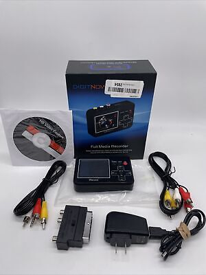 DIGITNOW! iRECORD FULL HD MEDIA RECORDER WITH 4GB - Read Description