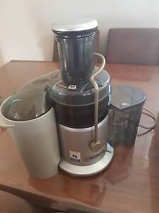 Breville Juice Fountain Plus Cold Juicer JE95 - Good used conditi East Brisbane Brisbane South East Preview