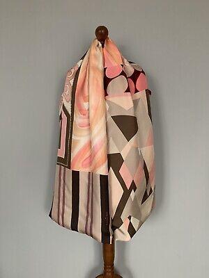 Pierre-Louis Mascia pure Silk Cotton scarf wrap 100% authentic original