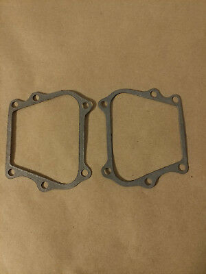 Two (2) Evinrude Johnson By-Pass Cover Gaskets 307133 18-2876 NEW