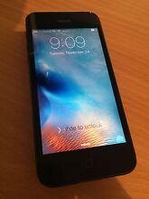 iPhone 5 Black - 32GB Balga Stirling Area Preview