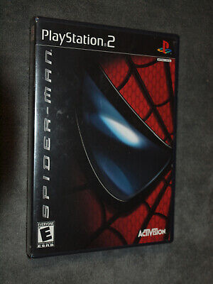 Spider-Man - PS2 - US - Black Label