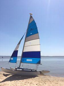 Hobie 16 Sail Boats Gumtree