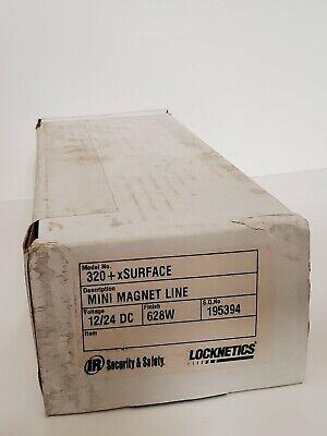 Locknetics 320 Electromagnetic Mini Magnet Line 1224vdc New Unopen Box
