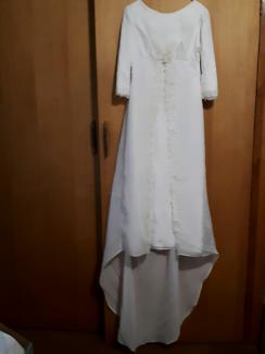 Vintage wedding dress  Size 8/10