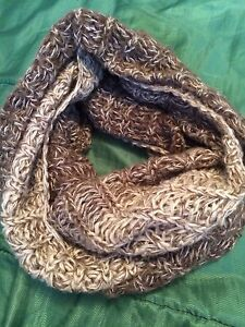 2 Infinity scarfs, both for $10. Mint condition