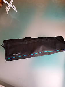 Knife carry  bag messemaister 8 slot plus a big pocket Reservoir Darebin Area Preview
