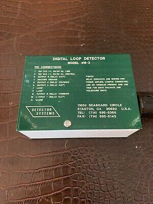 DETECTOR SYSTEMS DIGITAL LOOP DETECTOR 416-3