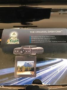 Brand new dashcam