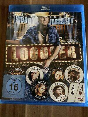 Loooser - How to win & lose a Casino *BLURAY* Woody Harrelson