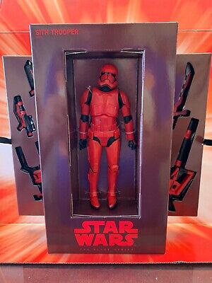 STAR WARS BLACK SERIES SITH TROOPER SDCC 2019 EXCLUSIVE HASBRO ACTION FIGURE