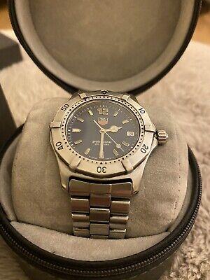 TAG Heuer 2000 Aquaracer Men's Blue Watch