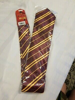Harry Potter Tie Kids Gryffindor Halloween Costume Fancy Dress](Halloween Harry Potter Costume Tie)