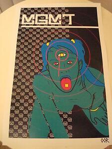 MGMT band poster print