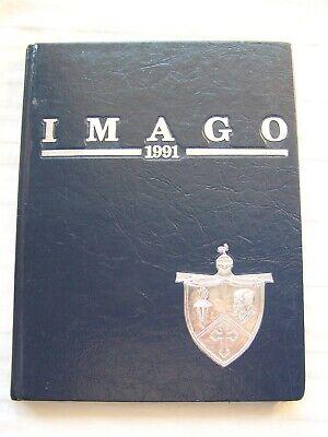 1991 J. F. KENNEDY HIGH SCHOOL YEARBOOK SEATTLE, WASHINGTON  IMAGO